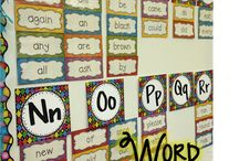 Word wall / by Renee Del Torre-Lavezzo