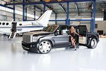 Modern Cars & Trucks / chevy, ford, dodge, cadillac, bently, ferrari, lamborghini, range rover, hummer, bugati, exotic, concept / by tomas baca