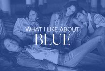 What I Like About Blue / It's in the Jeans / by Rebecca Minkoff