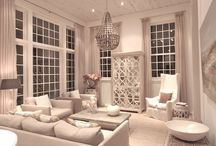 The color CREAM  / CREAM is our favorite neutral to decorate with! / by Enhance Floors & More