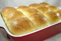 Recipes - Breads, Muffins, Rolls & More / by Debbie Ferraro