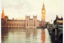 England / by Mim Bullock