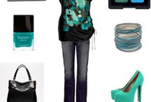 Clothing and outfits / by Kerri Greiner-Huffman