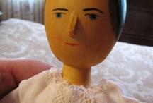 dolls / by Sherrie Petersen