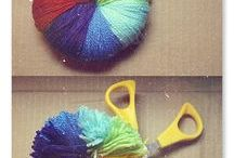 Cat toys DIYs / by Loubna Ait