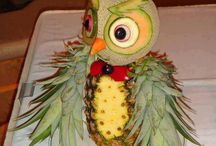 Fruit Creations / by Joan Mclain