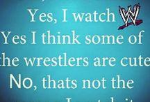 WWE / by Jennifer Stewart