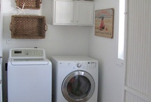 Laundry Room / by Tara Tarbet