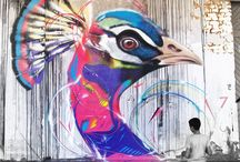 Street Art  / by Fay Skidmore