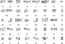 Ancient Egypt & Mesopotamia lesson materials / Ancient Egypt & Mesopotamia History lesson materials / by Taynia Shoebotham