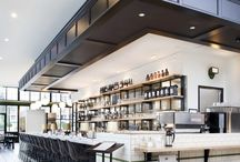 Lounges Hotels Restaurants Cafes / by reDESIGNed