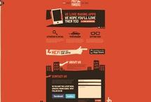 webdesign / by Nabila Lucas-Ramdani