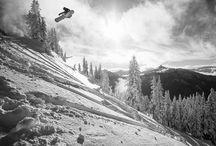 Snowboarding / by Cameron Edwards