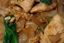good eats - thai! / by Tracy Arduser