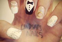 Wedding nail's / by Samantha Fay