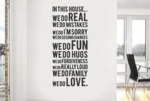 Things for My Wall / by Amanda Vandenheuvel