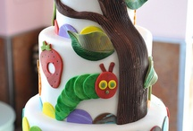 Cakes / by Janelle Fraass