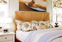 bedrooms / by MONA SANTOS