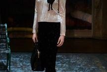 London Fashion Week AW14 / by Dulcie Emerson