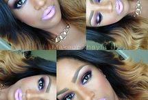 Magnificent Make-up,Hair and Beauty / by Amira
