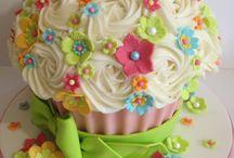 Kats Birthday Cake  / by Sarah Melville