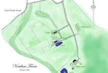 sense of place:  piedmont central Virginia / by Gentle Gardener Green Design