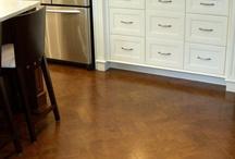 Home Decor - Floors / by Elizabeth M.