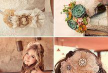 Wedding Stuff / by Bridget Sheen
