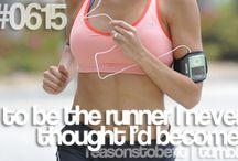 RUNNING!!! / by SarahMiller