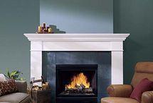 Fireplace  / by MAC