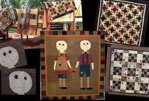 Quilt Books / by Lynda Hall