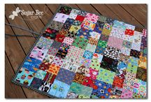 Quilting / by HomespunSprout