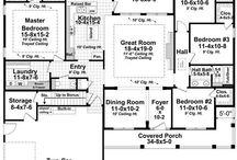 House Plans / by Kelly Bogart