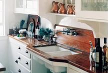 Kitchen / Kitchens that inspire. / by Vancouver Foodie Tours