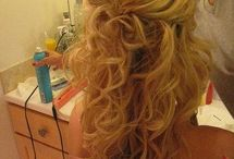 wedding hair / by DonnaMarie Malizia-Quale