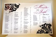Aqua-Damask Wedding / by Teri McCort