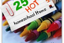 Homeschool Ideas / by Christian Home Educators of Ohio