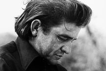 Johnny Cash, the Tortured Soul / by Paige