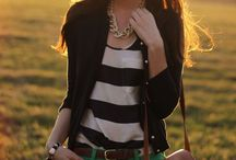 My Style / Outfits I would kill for! / by Amy Hendrix