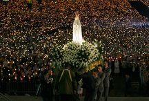 PORTUGAL-FATIMA / Our Lady of Fatima, Pray for Us. / by Paula Pereira