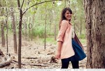 Megan Nielsen Collection Lookbooks / by Megan Nielsen