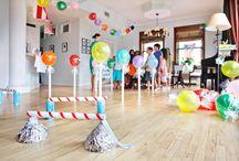 Children Birthday Party Ideas / by Erin