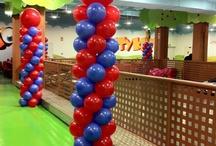 Gabriel's 5th Spiderman Birthday Party / by Priscilla Ines