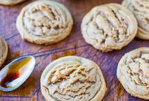 Recipes to try: The Sweet stuff / by Kayli Clatterbuck