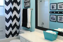 Bathroom ideas / by Jenne Hamelink