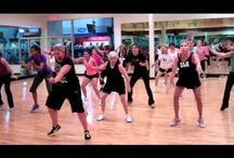 For the love of ZUMBA! / by Mary Amanda Tolleson