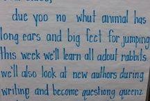 Teaching  / by Amber Andersen