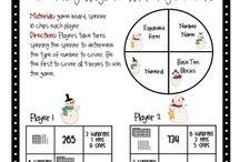 Math in 4th Grade / by Kelsey McKinney