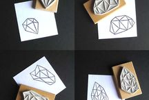 DIY stamps / by Lynda Moore