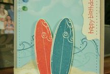 Surf's Up / Cards / by Nola Lindfield